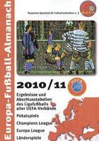 Almanack of European Football 2010/11