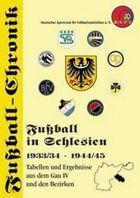 Football in Silesia 1933/34 - 1944/45