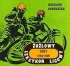 Speedway League Lexicon. Volume 5. 1966 - 1969