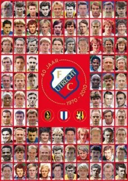40 years of FC Utrecht 1970 - 2010 (official monograph)