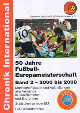 Fifty years of European Championships (Volume 2 : 2000 - 2008)