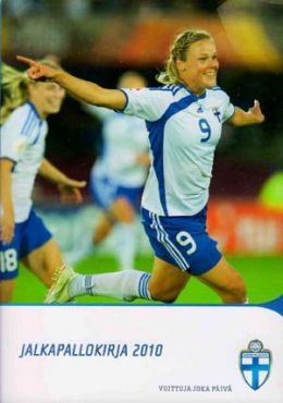 Yearbook of Finnish football 2010