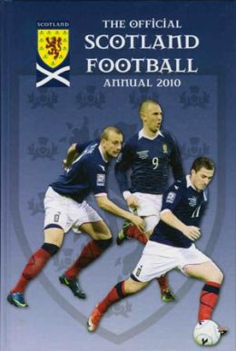 The official Scotland football annual 2010