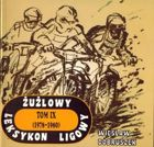 Speedway League Lexicon. Volume 9. 1978 - 1980