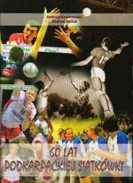 60 years of volleyball in Podkarpackie voivodeship
