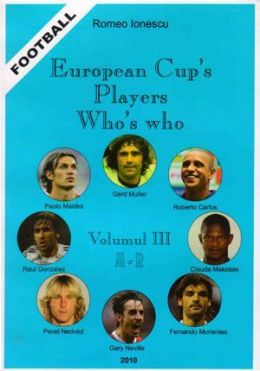 European Cups` Players Whos`s who - Volume III M - R