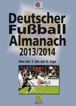 German Football Almanac 2013/2014
