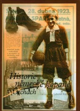 History of German football in the Czech territory until 1944 (with CD)