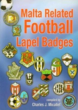 Malta Related Football Lapel Badges