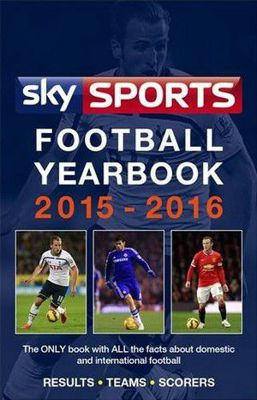 Sky Sports Football Yearbook 2015 - 2016
